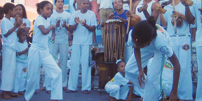 2000年単身ブラジルに
